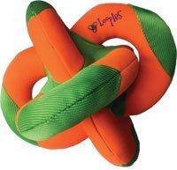 6 Loop Medium Loopies orange And Green Water (6 Loop Medium)
