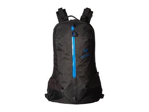 (アークテリクス)Arc'teryx ユニセックスリュックバックパック Arro 22 Backpack Black/Rigel One Size OS [並行輸入品]   B07572XTXQ