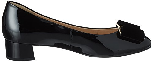 Black 0100 Schwarz Toe 3084 4 HÖGL Heels 10 0100 Women's Closed 8qtgwva
