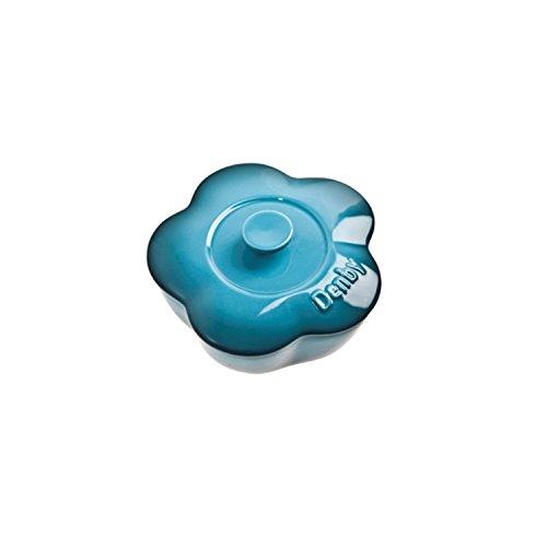 Denby Cook & Dine Casserole, Mini, Azure Flower