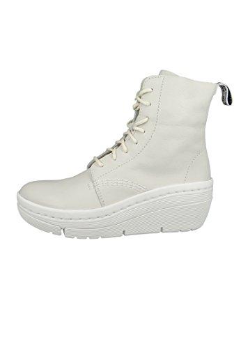 Hyhe Martens Blanc Blanc Zarela 23724100 Trous Dr 8 Virginia Mesdames 15AOU