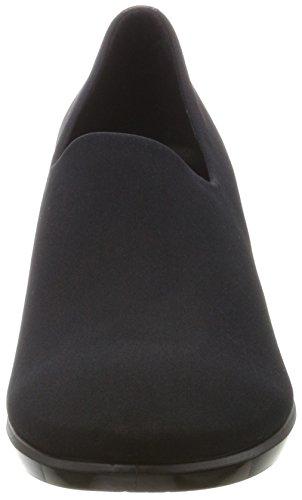 55 Black Black Nero Shape Scarpe ECCO Donna con Plateau Tacco Zzxy7H