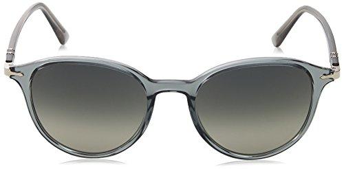 Sol Gafas Persol Unisex Grey de Gris Adulto Grey OTaq7ag