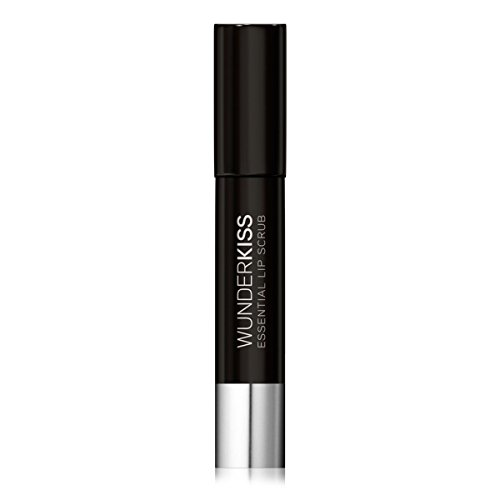 WUNDERKISS Essential Lip Scrub - Lip Exfoliator with Sugar and Shea Butter for Nourished Lips