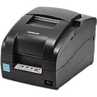 Bixolon SRP-275IIICOESG Series Srp-275III Impact PRINTER, Serial Interface, USB, Ethernet, Auto Cutter, black