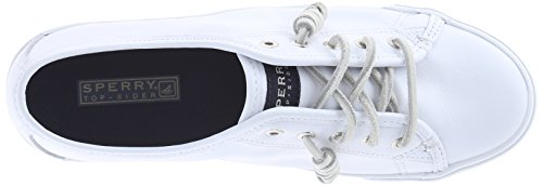 Shoes Seacoast Leather White Canvas Women's Sperry tqRBT