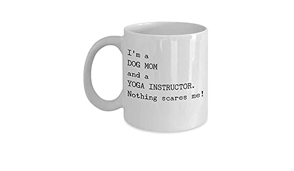 Amazon.com: Funny Yoga Instructor Coffee Mug - Gift For Co ...