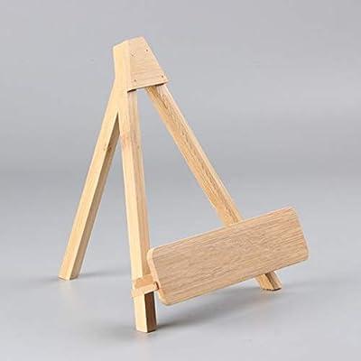 F Fityle Holz Staffelei Tischstaffelei Tellerst/änder Tellerhalter Teller St/änder Halter A