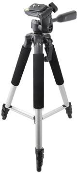 Xit XT60TRB 60-Inch Pro Series Full Size Camera/Video Tripod, Black
