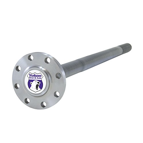Yukon Gear & Axle (YA WGM14T-30-35) Full-Float Axle for GM 30-Spline 14-Bolt Truck/11.5 Differential 4340 Chrome-Moly