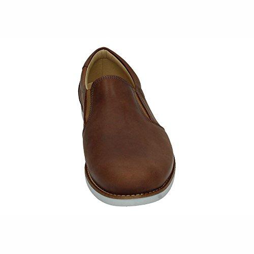 Zapatos MOCASÍN Cuero 283 Hombre Piel RIVERTY Mocasines DE wpSXqvFq