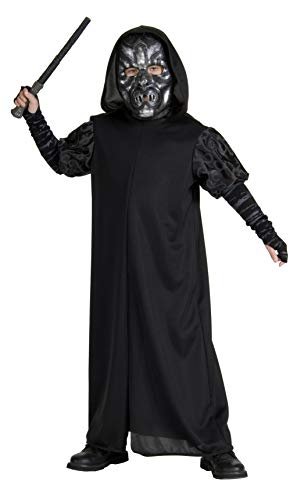 Harry Potter Child's Death Eater Costume, -