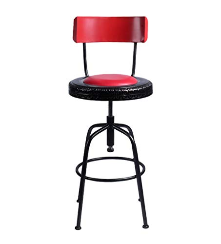 Amazon Com Tuqia Industrial Wind Tire Chair Loft Retro