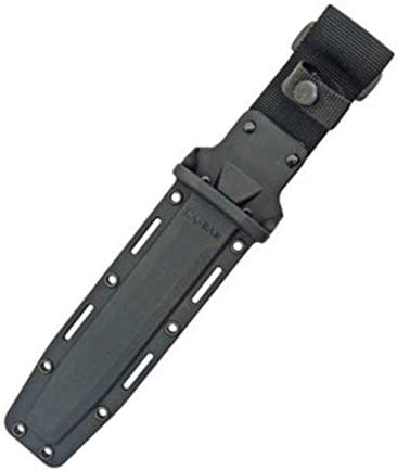 KA-BAR 1216 Full-Size Black Hard Knife Sheath