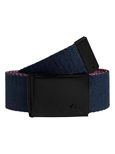 Quiksilver Men's the Jam 5 Belt, Navy Blazer, 1SZ from Quiksilver