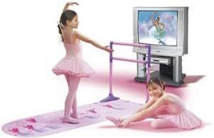 Bella Dancerella Home Ballet Studio with DVD