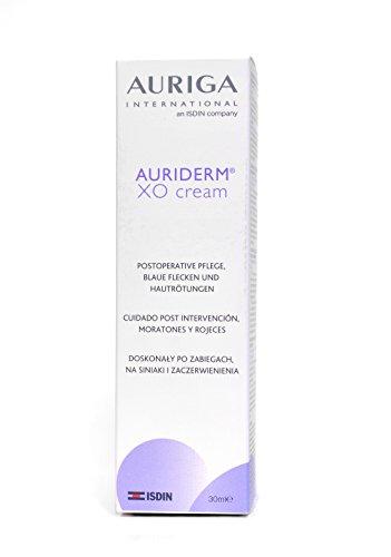 AURIGA International an ISDIN Company AURIDERM XO CREAM - HELPING BRUISES...