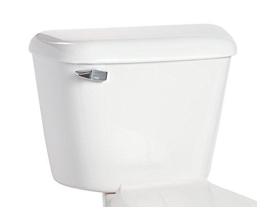 Mansfield Plumbing Alto 1.6 GPF Toilet Tank with Fluidmaster Pilot Valve (161), White