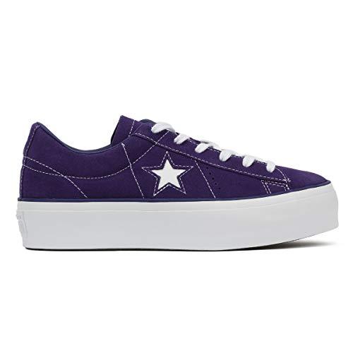 Donna Sneaker Converse Purple Porpora Platform Star One RZUxfUg