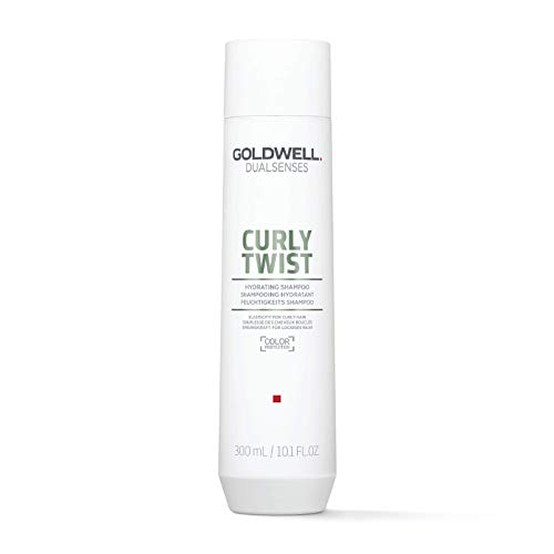 (Goldwell Dualsenses Curly Twist Hydrating Shampoo Weightless Bounce Elasticity Anti-Fade - 10.1oz )
