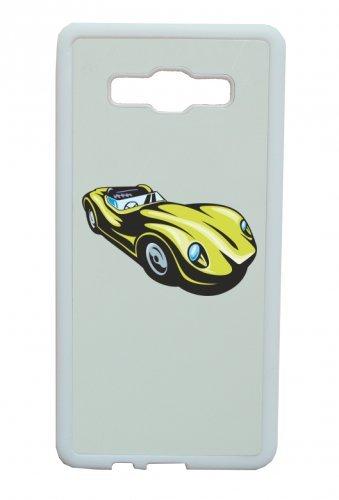 """Smartphone Case Apple IPhone 7 """"hot Rod Sportwagen Oldtimer Young Timer Shellby Cobra GT Muscel Car America Motiv 9690"""" Spass- Kult- Motiv Geschenkidee Ostern Weihnachten"""