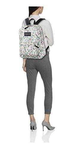 JanSport Unisex SuperBreak Fruit Ninja Backpack by JanSport (Image #2)