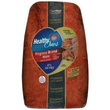 Healthy Ones Virginia Ham, 8 Pound -- 2 per case. by Armour Eckrich