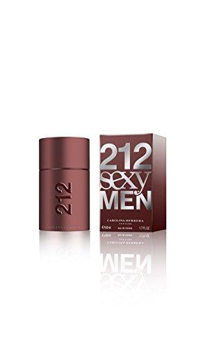 Carolina Herrera 212 Sexy By Carolina Herrera For Men. Eau De Toilette Spray 1.7-Ounces