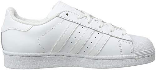 adidas White Ftwr Weiß Foundation Erwachsene White Ftwr Top Low White Unisex Superstar Ftwr rwSBHqxrPv