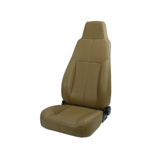 Rugged Ridge 13403.37 Factory Style Spice Front Replacement Seat with Recliner by Rugged Ridge