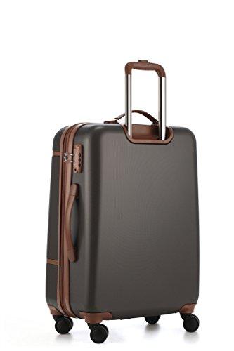 Amazon.com   Ambassador Luggage Carbon Fiber Texture 24
