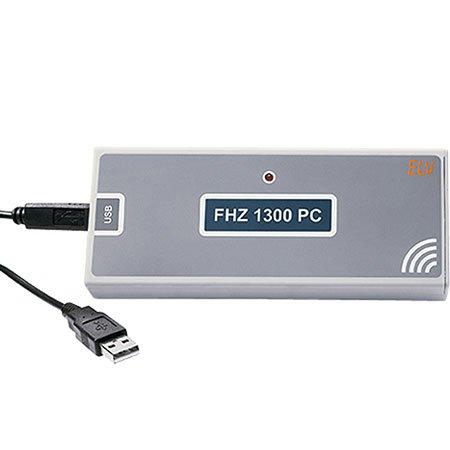 FHZ 1300 PC (mit KS-300-Empfang) inkl. Software zur Ansteuerung der FS20-, HMS-100- und FHT 80b-Komponenten
