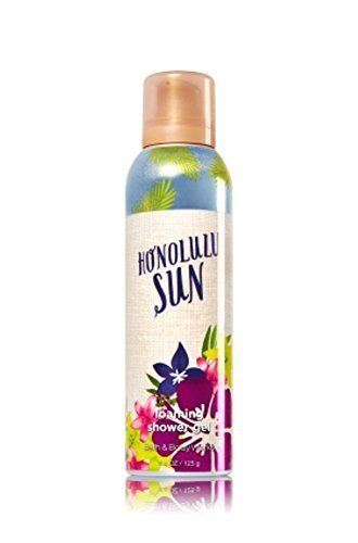 (Bath & Body Works Foaming Shower Gel Honolulu Sun)