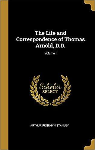 Como Descargar Elitetorrent The Life And Correspondence Of Thomas Arnold, D.d.; Volume I Archivo PDF