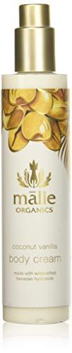 Malie Organics Malie Organics Body Cream, Coconut Vanilla