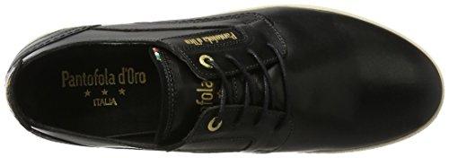 Pantofola d'OroVigo Uomo Low - Zapatillas de casa Hombre, color negro, talla 43