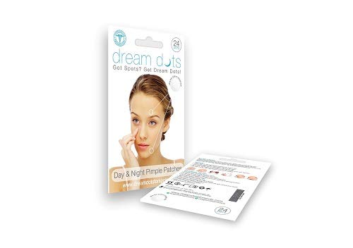 Dream Dots Clear Acne Patch, 24 Patches]()