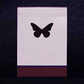 Murphy Ondrej Psenicka Edition Rare Marked Deck Butterfly Playing Cards (Red)