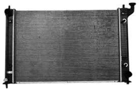 TYC 2776 Scion TC 1-Row Plastic Aluminum Replacement Radiator