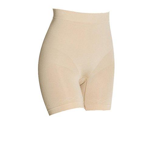 Naughty Bitz - Pantalón moldeador - para mujer color carne