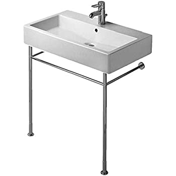 Duravit 0030651000 Metal Console For Console Sinks Chrome
