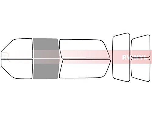Rtint Window Tint Kit for GMC Suburban 1992-1999 - Back Kit - 50%
