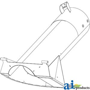 Tube; Loading Auger by A&I