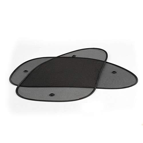 Starmood Coche Ventana Lateral Parasol Rejilla Cubierta UV Protector Cortina para Coche SUV