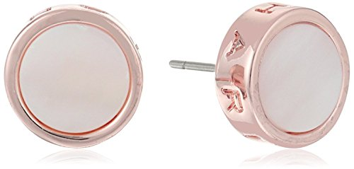 t-tahari-rose-gold-shell-stud-earrings