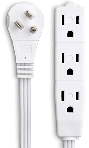 thin ac extension cord - 3