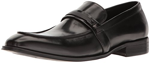 Black Kenneth Cole Loafer On Opinion Ated Unlisted Men's Slip AOxABR