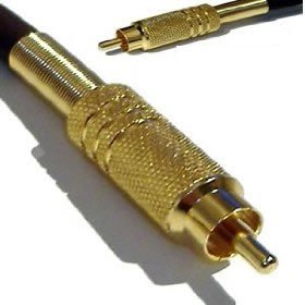 Pure Sonic sync series Digital Coaxial Audio cable. 7.1, 5.1 High definition Dolby D