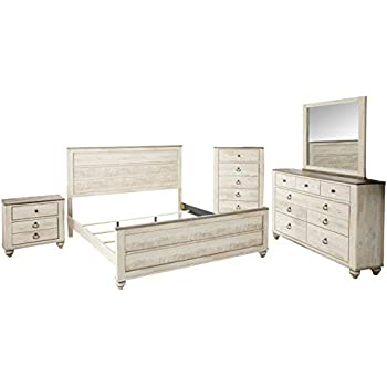 roundhill furniture b132kdmn amerland