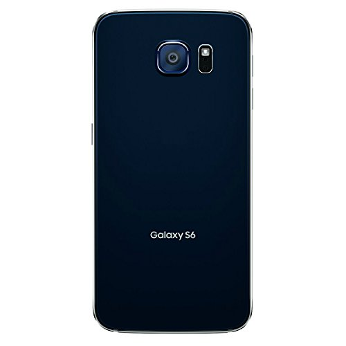 samsung galaxy s6 sm g920a 32gb sapphire black smartphone. Black Bedroom Furniture Sets. Home Design Ideas